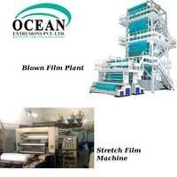 Blown Flim Plant & Stretch Film Machine