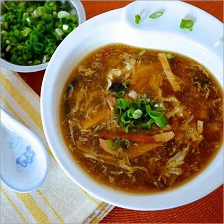 Instant Hot & Sour Soup Mix