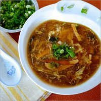 Instant Hot & Sour Soup Mix