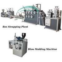 Box Strapping Plant & Blow Molding Machine