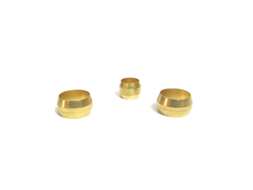 Brass Olive rings