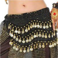 Belly Dance Coin Belt Gypsy