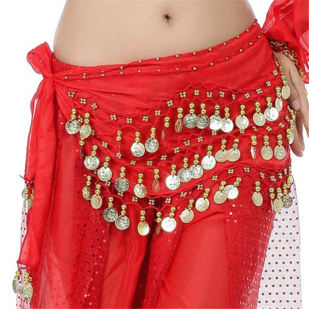 Velvet Belly Dance Belts