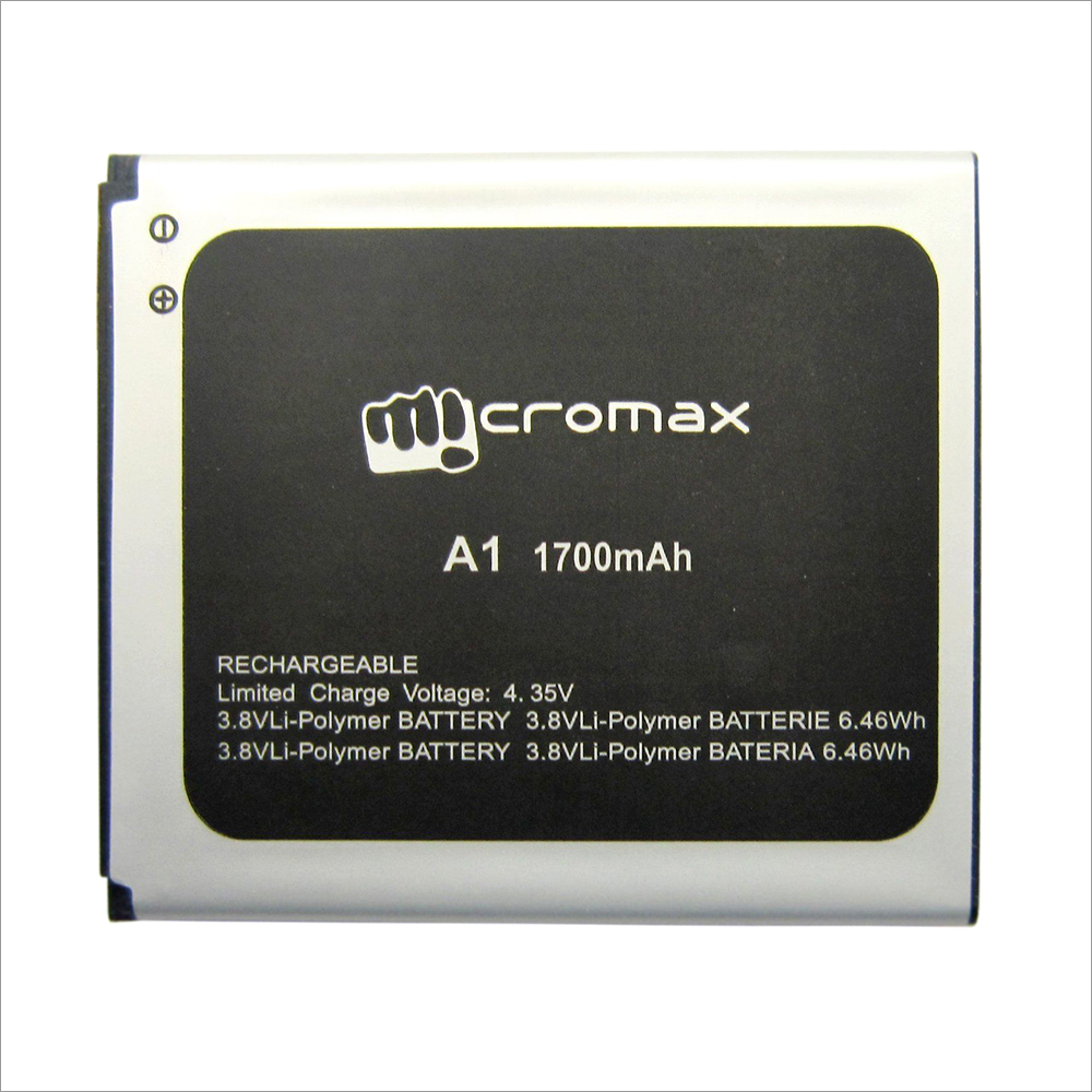 Battery for Micromax Canvas A1 Mobile