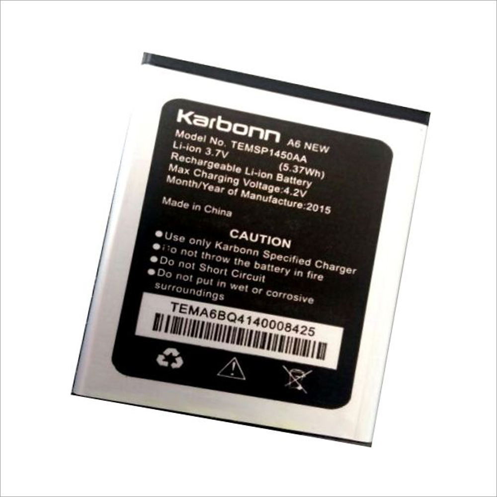 New Battery for Karbonn Mobile