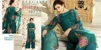 Georgette work suits decent premium 7 with embroidary work
