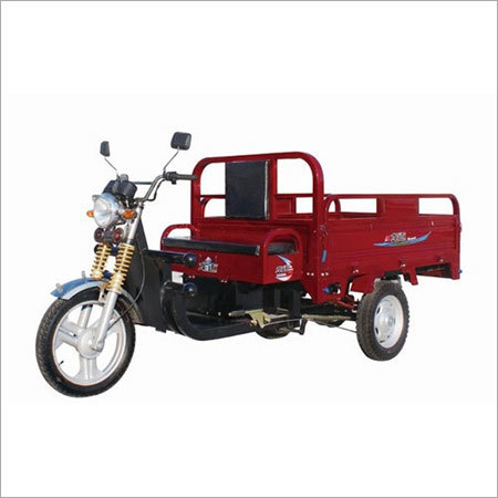 Battery E Loader Rickshaw