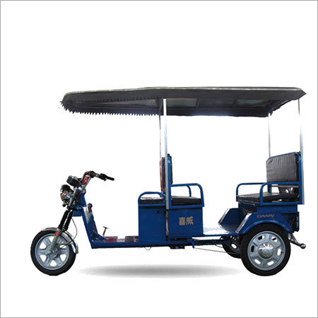 Three Wheeler E Rickshaw