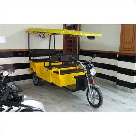 Tricycle Battery Rickshaw