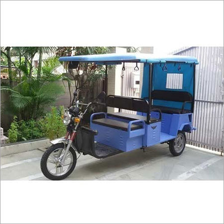 ECO Friendly Battery Rickshaw