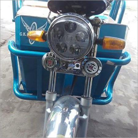 Electric Passenger Rickshaw