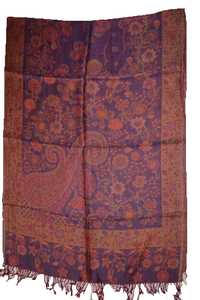 Antique Jamavar Scarf