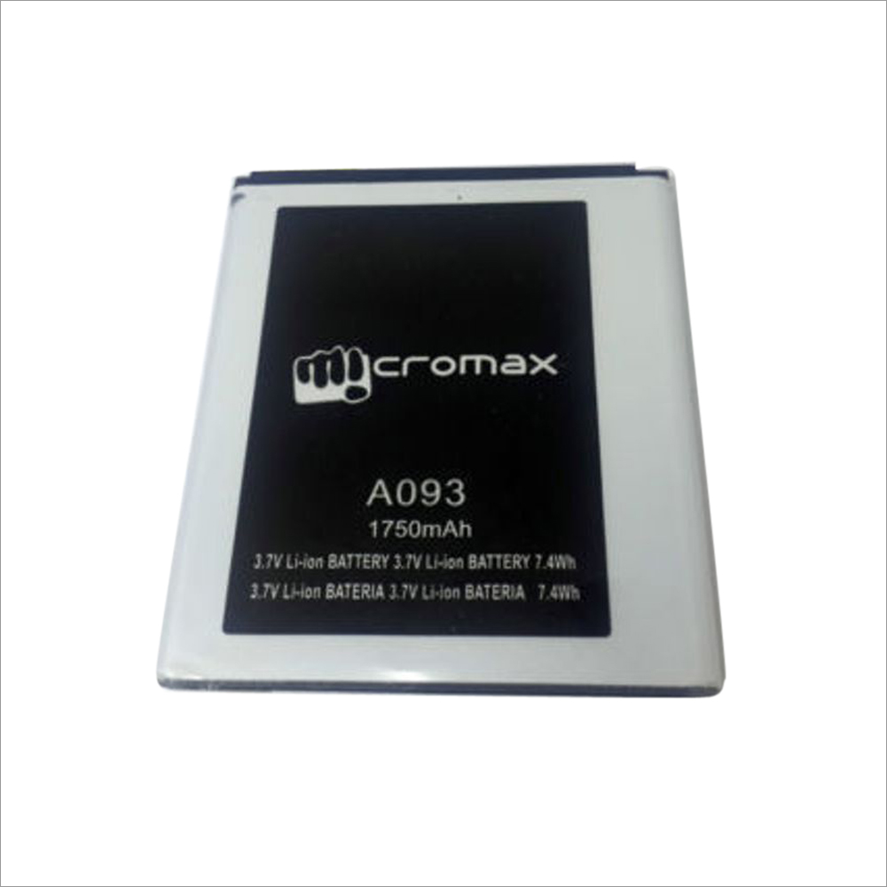 Battery for Micromax Canvas Fire A093 mobile
