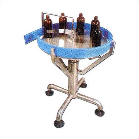 Pharma Turn Table Conveyor