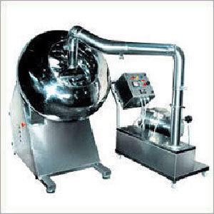 Coating Machine for Tablets