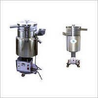 Semi Automatic Tablet Deburring Machine