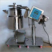Automatic Tablet Deburring Machine