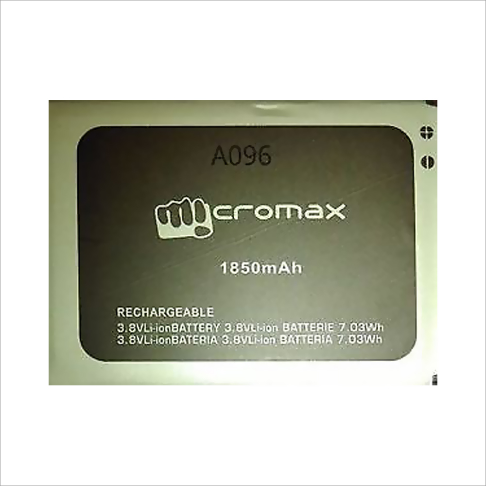 Battery For Micromax Canvas Fire