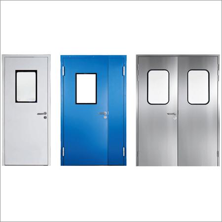 SS Clean Room Doors