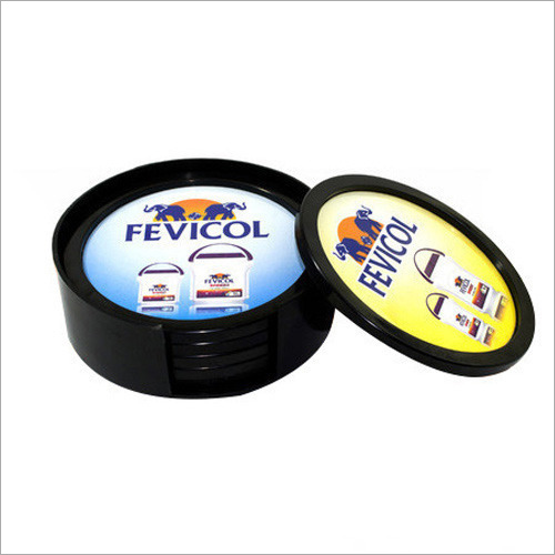 Promotional Plastic Coaster
