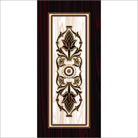2D Designer Laminated Door