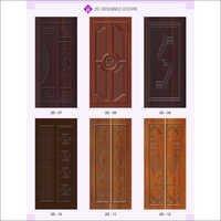 2d Designed Door