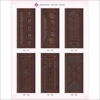 Textured Membrane Doors