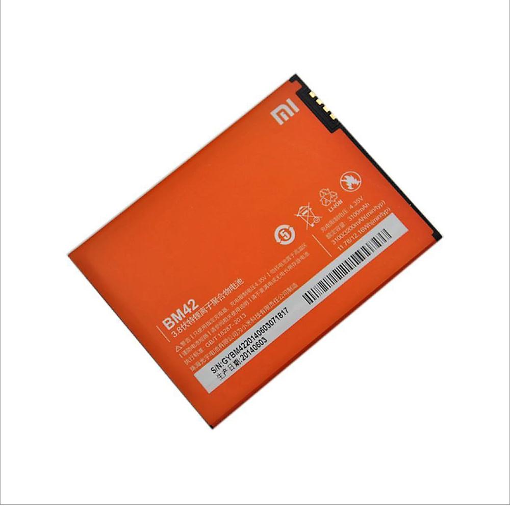 Battery For Xiaomi RedMI Note Mobiles