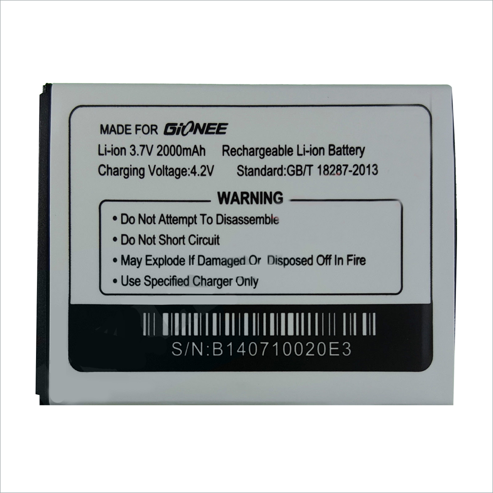 Battery for GIONEE - C008A-ELIFE E3 mobile