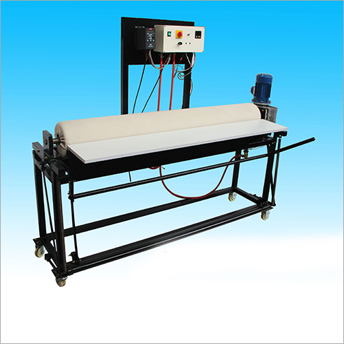 Sarees Ironing Machine