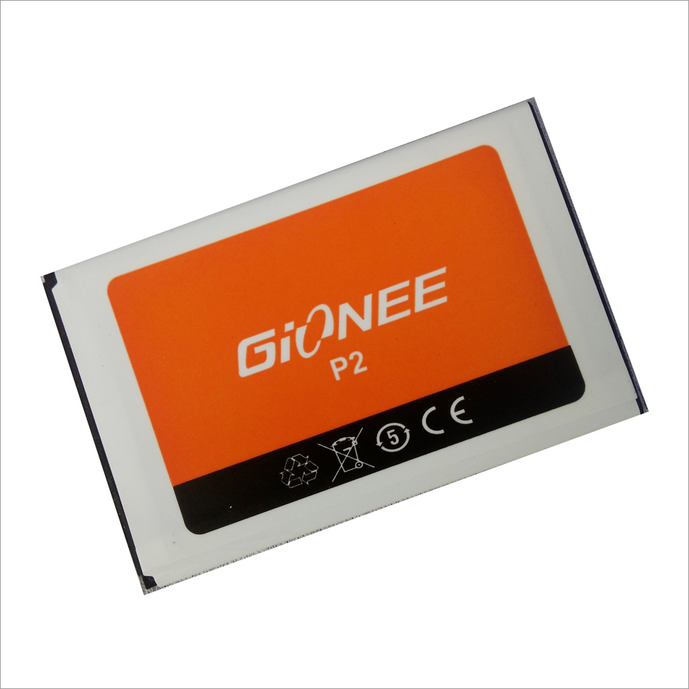Battery For Gionee P2-P3 Mobiles