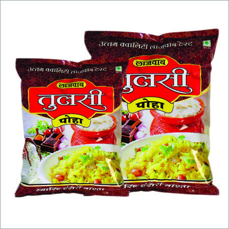 Indori Poha (Rice flax)