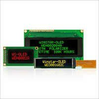 Character OLED LCD Module
