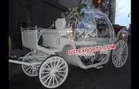 Beautiful New Cinderella Carriage