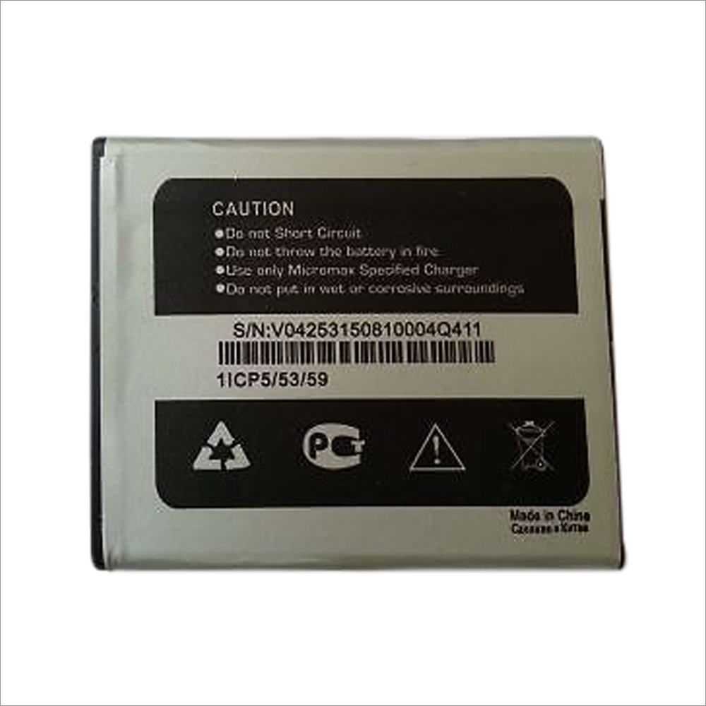 Q411 Battery For Micromax Canvas Fire