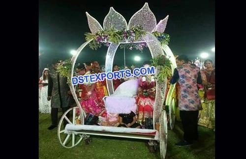 Lotus Crystal Cinderella Carriage