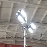 roof mounted light tower