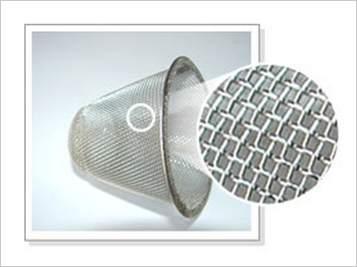 Wire Mesh Filter Packs