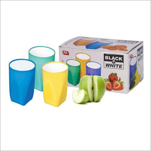 Multi Colour Glass Set
