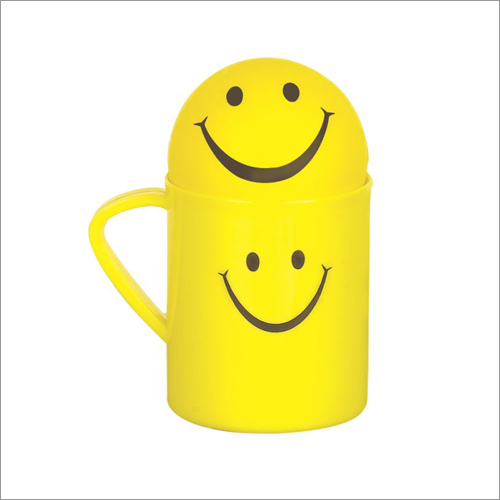 Smile Medium Mug With Ball