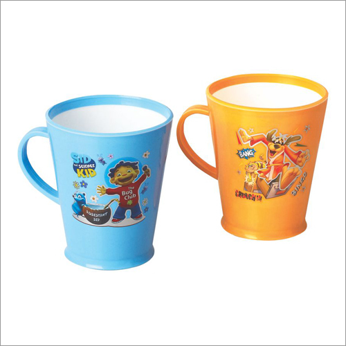 Plastic Milk - Tea Coffee Mugs