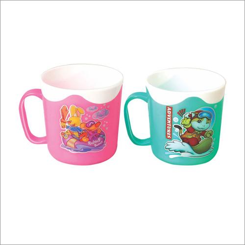 Plastic Milk - Tea Coffee Mugs
