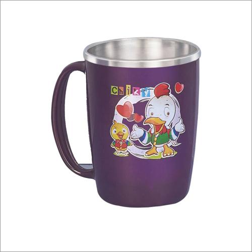 III Steel Mug