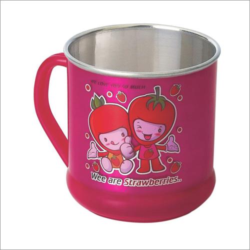 K9 Steel Mug