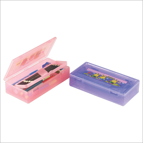 Dhoom Plastic Pencil Box