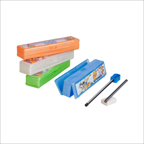 Polo Mini Plastic Pencil Box