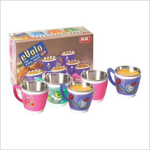 Evolo Mini Steel Mug