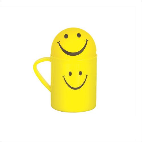 Smile Medium Mug With Ball