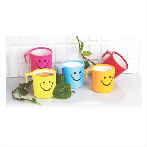 Smile Unbreakable Mini Mug