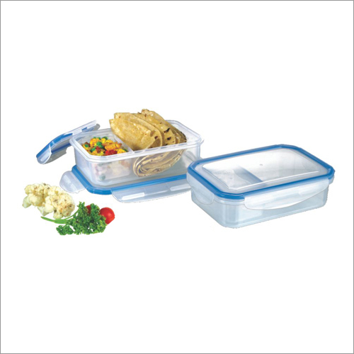 301 Super Lock & Seal  Plastic Lunch Tiffin Box